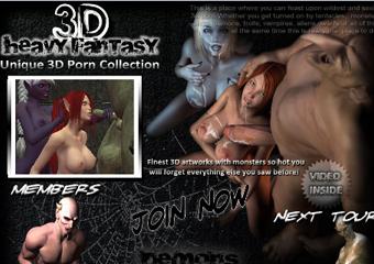 3D Anal Sex